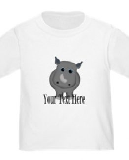 baby rhino toddler shirt rhinocerous africa zoo