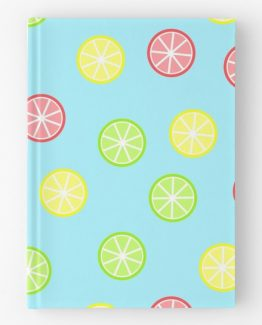 citrus wedding summer journal limes grapefruit oranges charleston artist