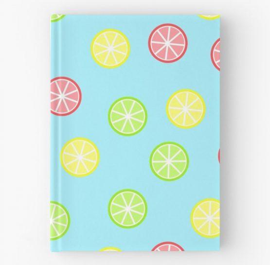 citrus wedding summer journal limes grapefruit oranges charleston artist