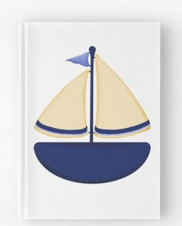 sailboat journal boating world traveler wanderlust book