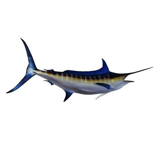 Blue Marlin Sticker Vinyl Saltwater Fishing Fish Wall Decor