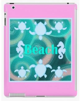 beach sea turtles ipad case cases loggerheads cover