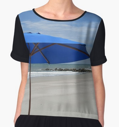 relaxing beach shirt womens outfit